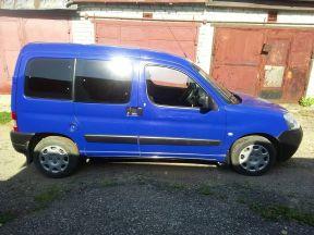 Peugeot Partner, 2007