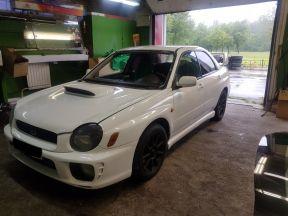 Subaru WRX, 2002