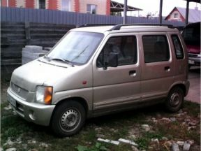 Suzuki Wagon R, 1998