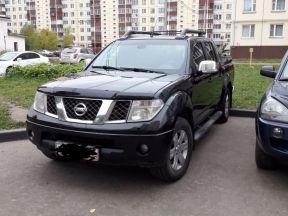 Nissan Navara, 2009