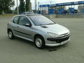 Peugeot 206, 2001