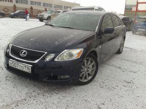 Lexus GS, 2007
