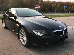 BMW 6 серия, 2007