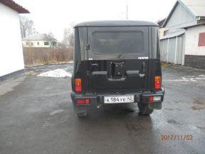 УАЗ Hunter, 2009