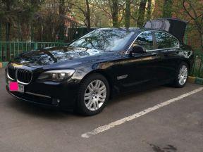 BMW 7 серия, 2008