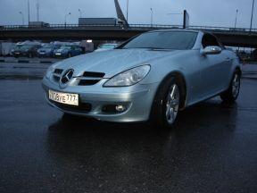 Mercedes-Benz SLK-класс, 2005
