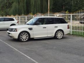 Land Rover Range Rover Sport, 2008 фото-1