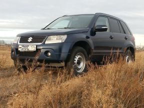 Suzuki Grand Vitara, 2008