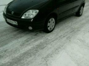 Renault Scenic, 2003