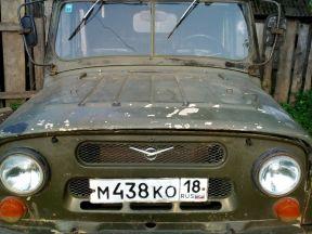 УАЗ 469, 1992