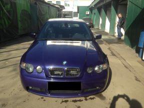 BMW 3 серия, 2001