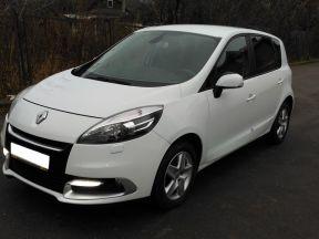Renault Scenic, 2012