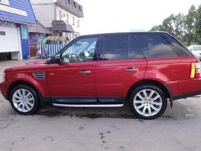 Land Rover Range Rover Sport, 2006