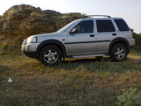 Land Rover Freelander, 2004