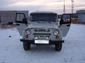 УАЗ 31514, 1999