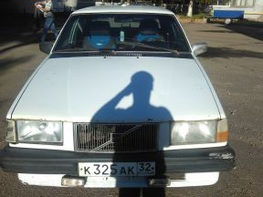 Volvo 740, 1992