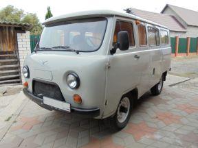 УАЗ 2206, 2001