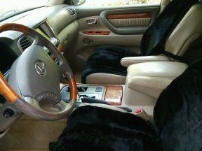 Lexus LX, 2004