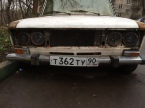 ВАЗ 2106, 1988