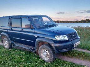 УАЗ Pickup, 2011 фото-1