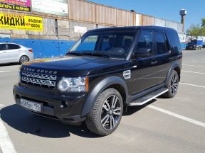 Land Rover Discovery, 2012