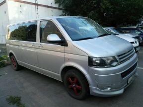 Volkswagen Caravelle, 2010 фото-1