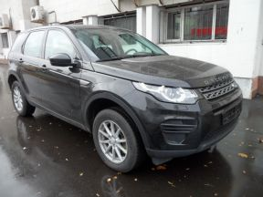 Land Rover Discovery Sport, 2016