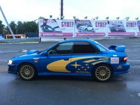 Subaru WRX STI, 2000