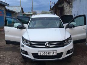 Volkswagen Tiguan, 2013 фото-1