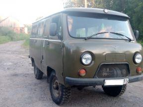 УАЗ 2206, 1993
