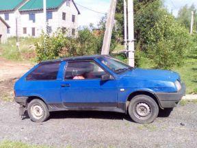 ВАЗ 2108, 1997