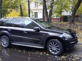 Mercedes-Benz GL-класс, 2012