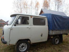 УАЗ 3909, 2006 фото-1