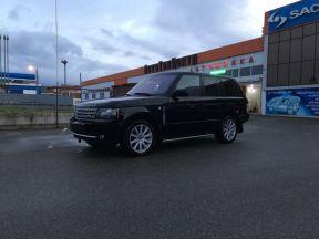 Land Rover Range Rover, 2012