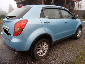 SsangYong Actyon, 2011 фото-1