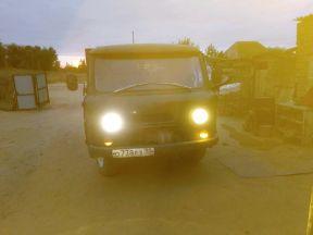 УАЗ 452 Буханка, 1988