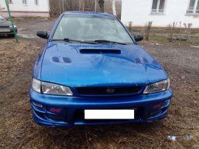 Subaru WRX, 1997