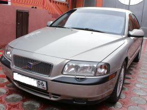 Volvo S80, 2001