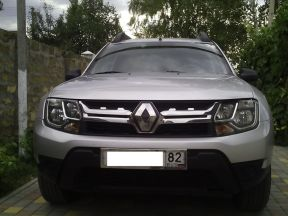 Renault Duster, 2015