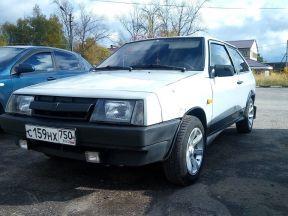 ВАЗ 2108, 1987 фото-1