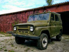 УАЗ 469, 1980 фото-1
