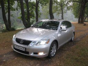 Lexus GS, 2005