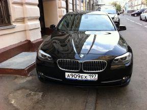 BMW 5 серия, 2010
