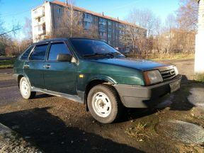 ВАЗ 2109, 2001