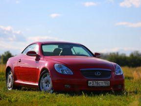 Lexus SC, 2004