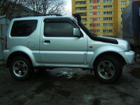 Suzuki Jimny, 2007