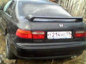 Honda Accord, 1993