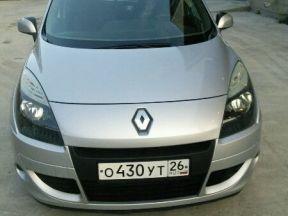 Renault Scenic, 2010 фото-1