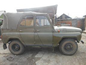 УАЗ 31512, 1981