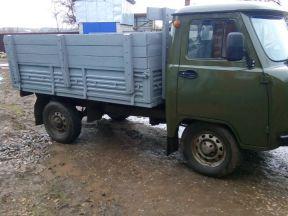 УАЗ 3303, 2012
